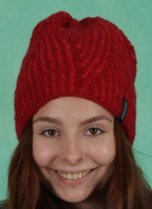 Mütze, W20M08, red