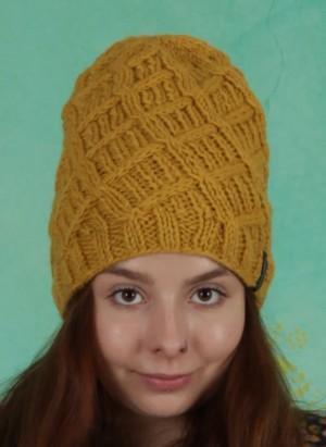 Mütze, W20M11, yellow