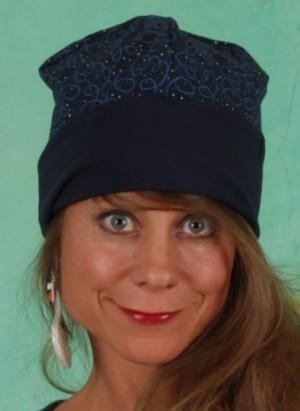 Mütze, W21ACS06, blue-multi