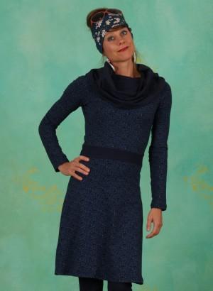Kleid, W21E07, blue-multi