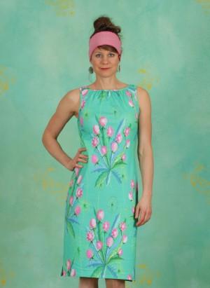 Kleid, Meryl, dandelion-jade
