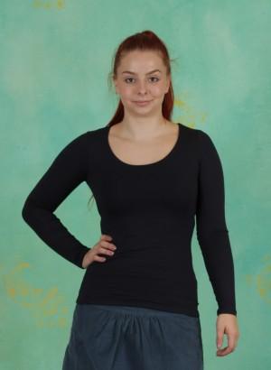 Shirt, Zaza-3-3, marine18
