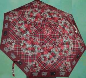 Regenschirm, Ciao Bella Umbrella, highland-island